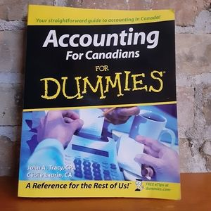 Other - Accounting for Canadians for Dummies book